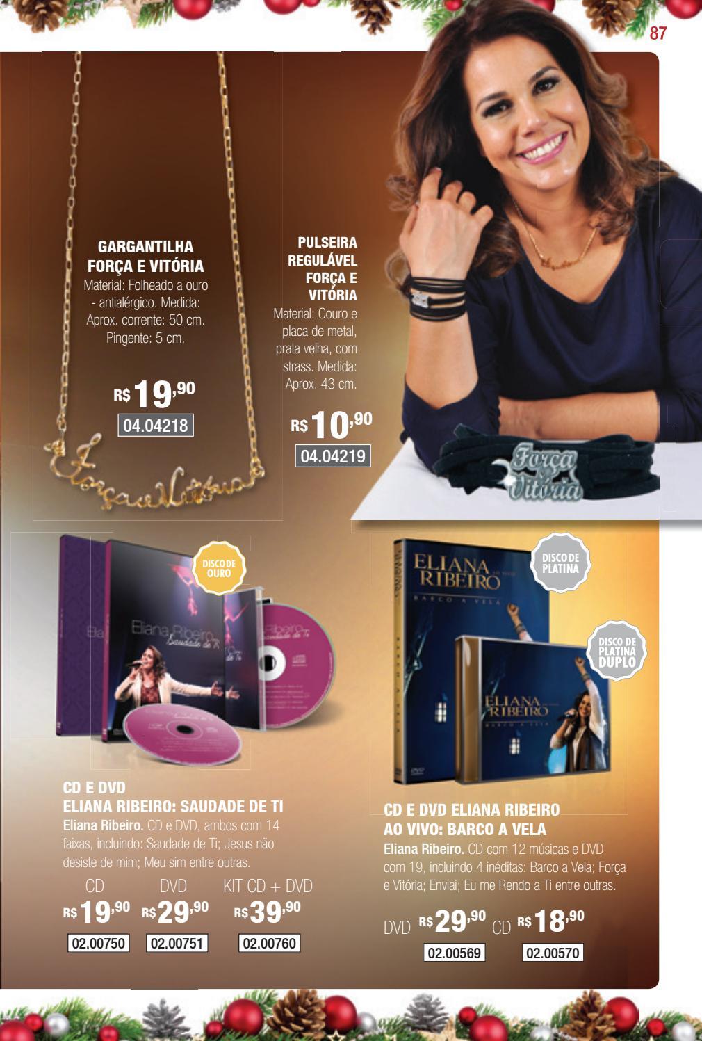 ELIANA VELA RIBEIRO A BAIXAR DE MUSICAS BARCO DO CD