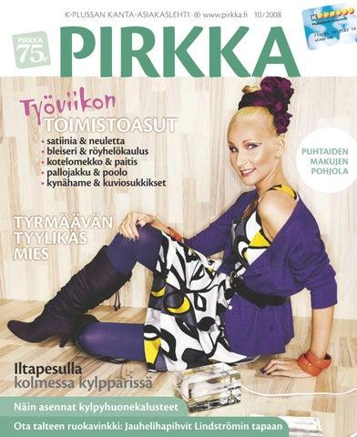PIRKKA 10 2008 by Ruokakesko - issuu 90cdcb6d3a