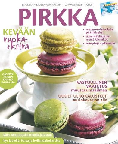 PIRKKA 4 2009 by Ruokakesko - issuu af71ab45c9