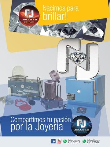 6bfc774c850b Catalogo JALLAZA 2016 Insumos   Gemas by JALLAZA - issuu