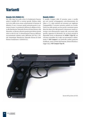 Armi Magazine Beretta le pistole 2012 parte 2 of 2 by Marco - issuu e202f4f746ee