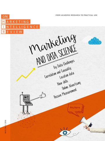 Marketing and Data Science Vol  8 No  2 (2016) by NIM