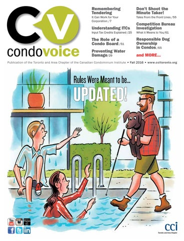 CCI-T Condovoice Fall 2016 by LS Graphics - issuu