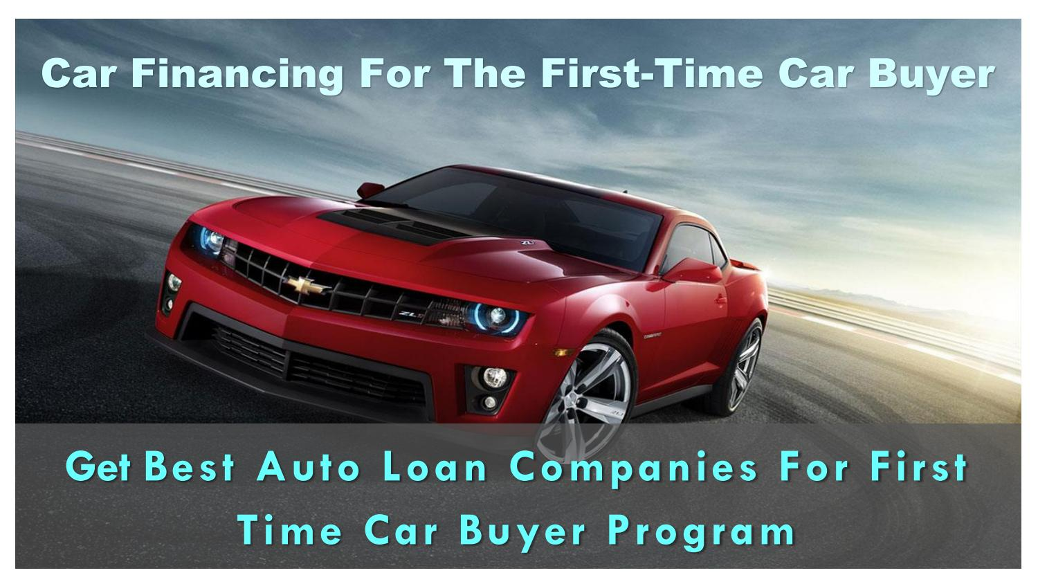 First Time Car Buyer Loan >> First Time Auto Buyer Programs By Hfghfg Issuu