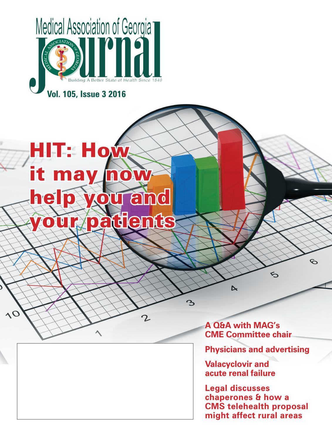 Medical Association of Georgia Journal by PubMan, Inc. - issuu