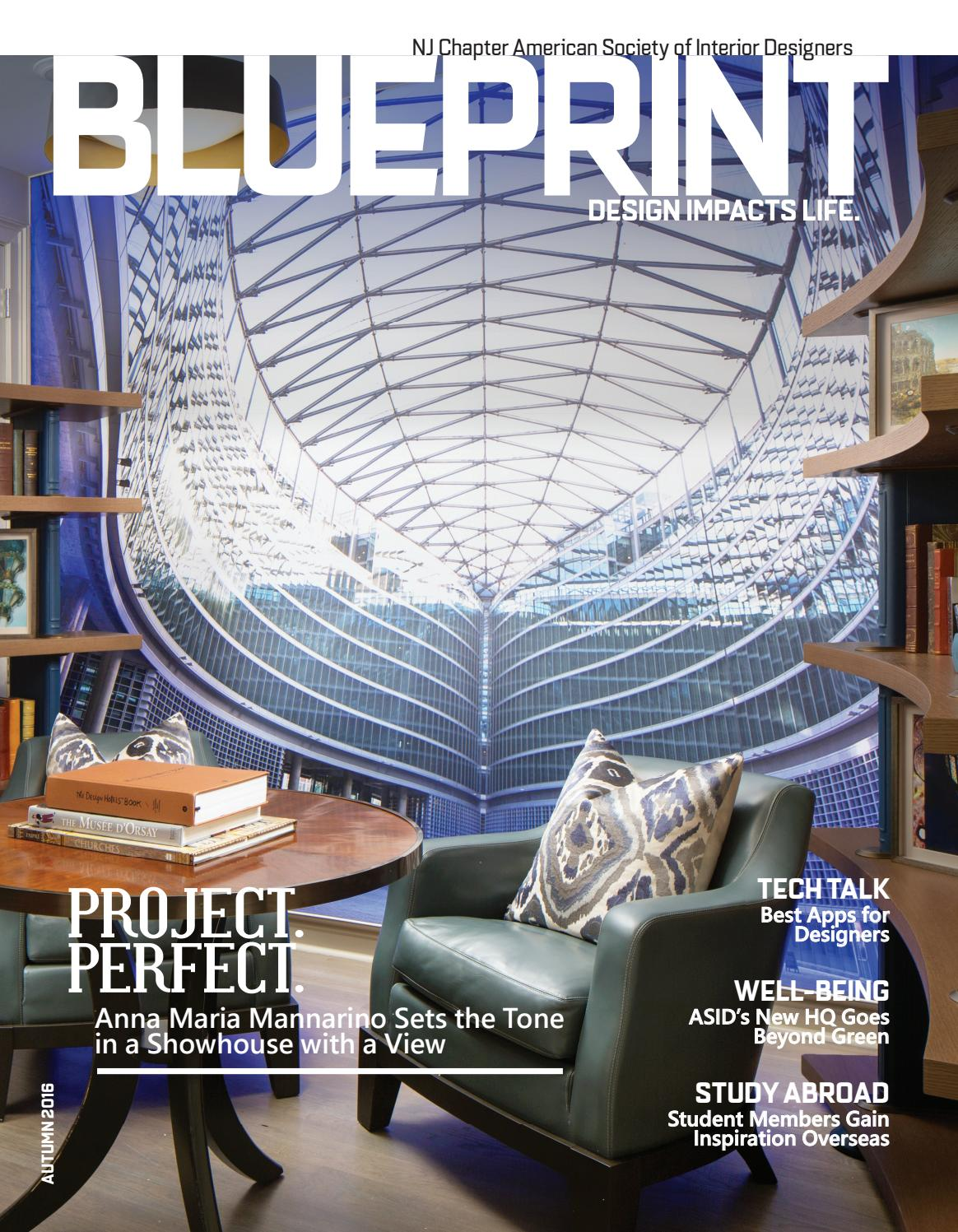Blueprint Magazine By Gregory Cullen Issuu