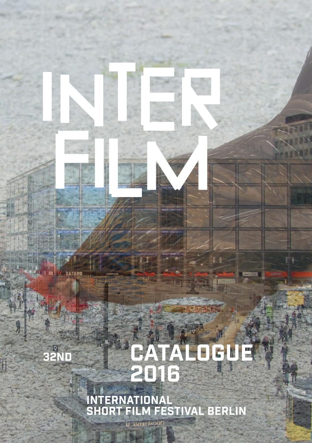 Catalogue 32nd International Short Film Festival Berlin By