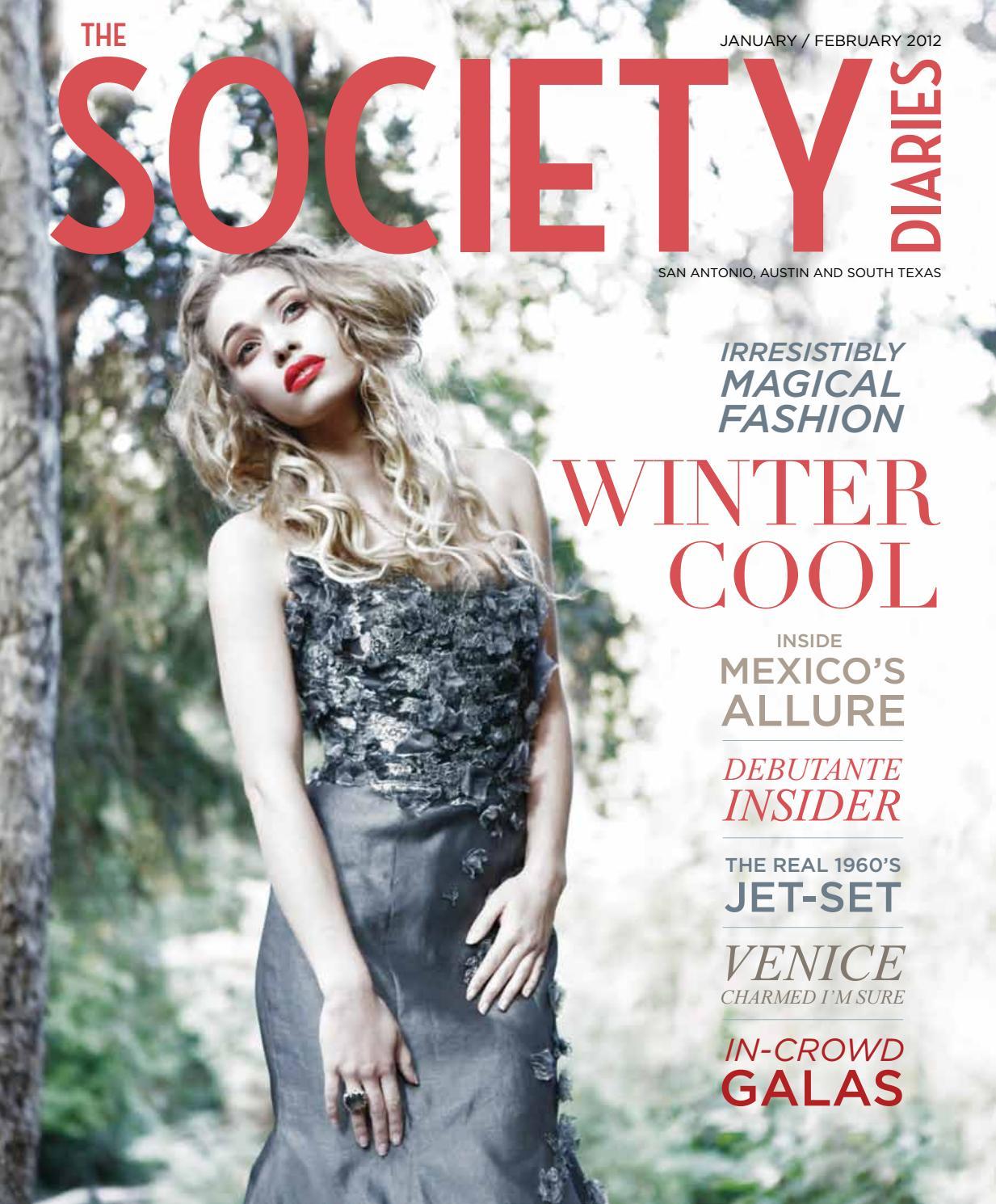 January-February 2012 By The Society