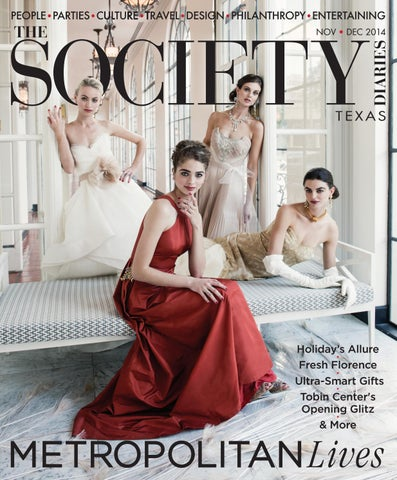 The Society Diaries November December 2015 By The Society Diaries
