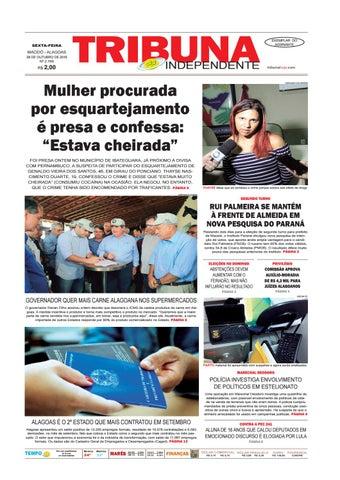 308185a25f82f Edição número 2765 - 28 de outubro de 2016 by Tribuna Hoje - issuu