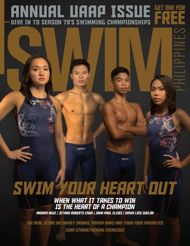 f4b3686e746 Swim Philippines UAAP 2016 Issue. from Sports R Us Marketing & Events Group