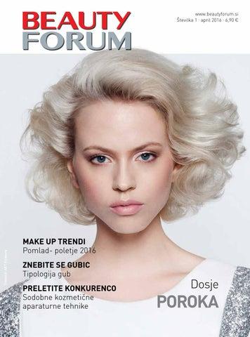 f5f6759e BEAUTY FORUM 01/2016 by Beauty Forum SLO - issuu