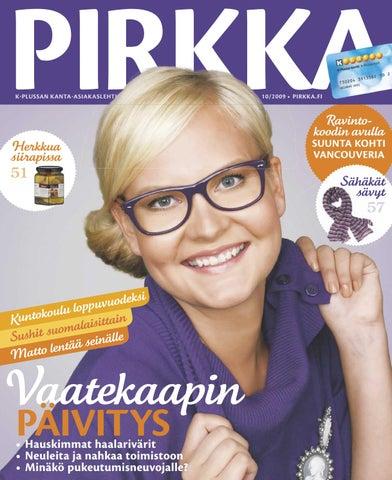 PIRKKA 10 2009 by Ruokakesko - issuu 9d78da6abf