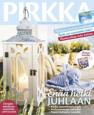 PIRKKA 11 2009 by Ruokakesko - issuu 8d2605caaf