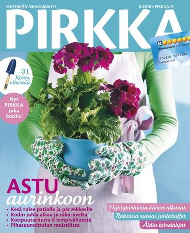 PIRKKA 5 2010 by Ruokakesko - issuu 49f55a94e1