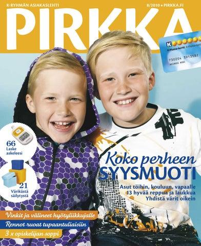 PIRKKA 8 2010 by Ruokakesko - issuu 6ff13feb83