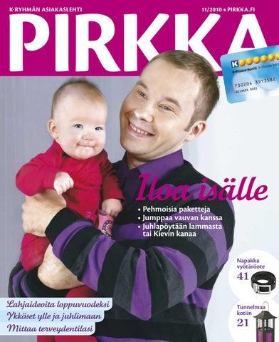 PIRKKA 11 2010 by Ruokakesko - issuu b668ea2665
