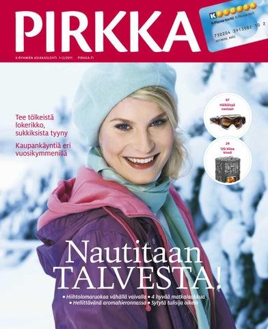 PIRKKA 1-2 2011 by Ruokakesko - issuu 2d6fcf05e5