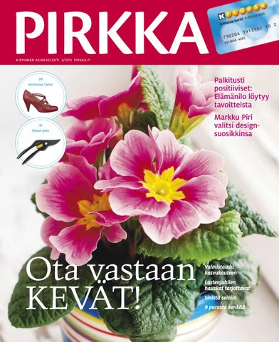 PIRKKA 3 2011 by Ruokakesko - issuu d472fe7486