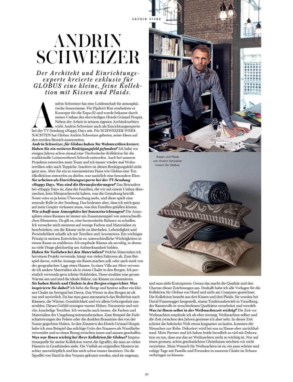 Magazin Schweizer Weihnachten By Magazine Zum Globus Issuu