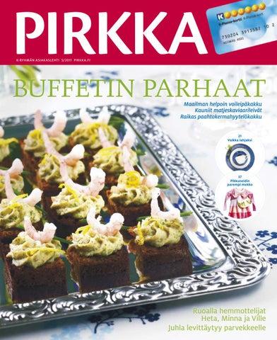 PIRKKA 5 2011 by Ruokakesko - issuu 25544b2cba