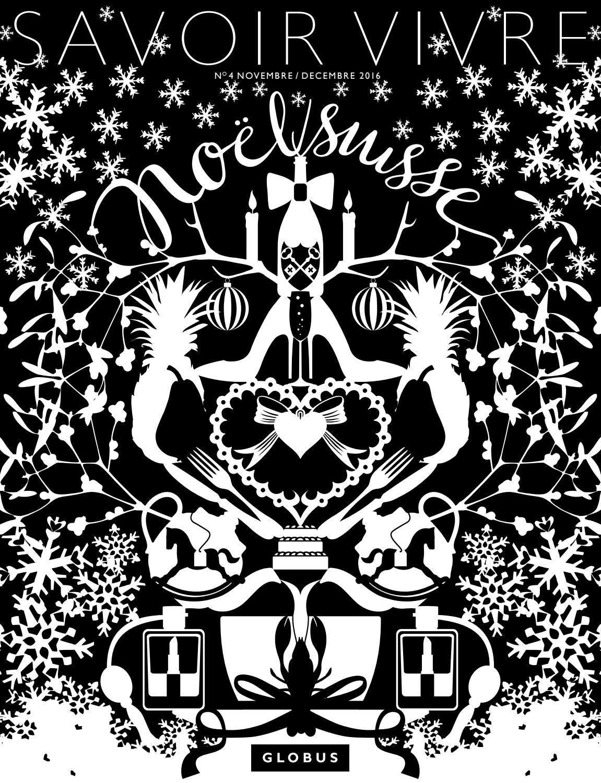 c12410621a2775 Magazin Noël Suisse by Magazine zum Globus - issuu
