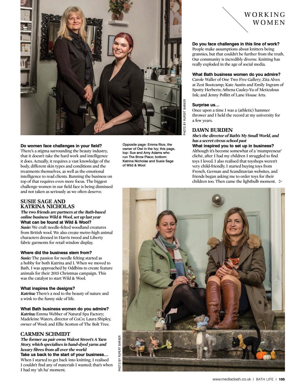 Bath Life – issue 325 by MediaClash - issuu
