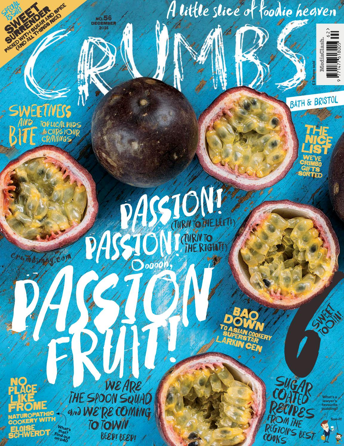 Crumbs Bath & Bristol - Issue 56 by MediaClash - issuu