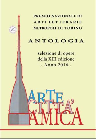 Antologia 2016 - Premio Arti Letterarie XIII Edizione by Giorgio ... 586b665a2d8