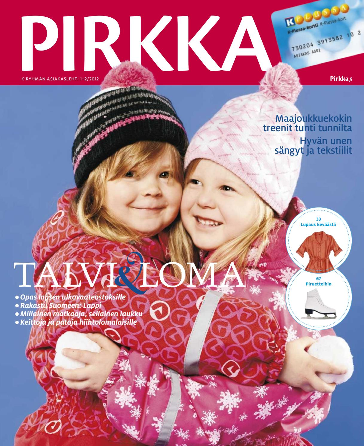 PIRKKA 1-2 2012 by Ruokakesko - issuu 3d32f72f34
