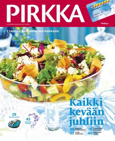 PIRKKA 5 2012 by Ruokakesko - issuu dc91378f82