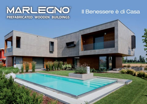 Catalogo case marlegno anno 2016 by marlegno issuu for Case di legno rumene