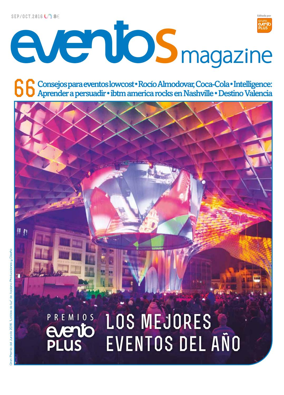 eventos Magazine #66 by Grupo eventoplus - issuu