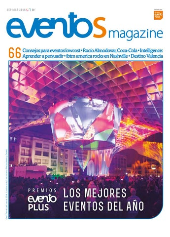 eventos Magazine  66 by Grupo eventoplus - issuu f6c24740c7e23