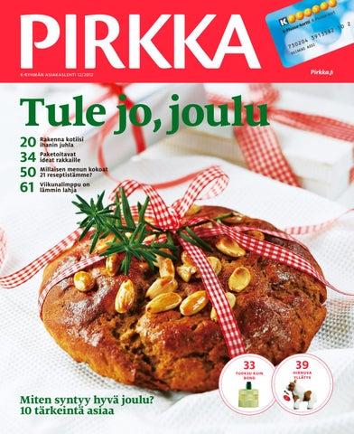 PIRKKA 12 2012 by Ruokakesko - issuu b8c5f3f50a
