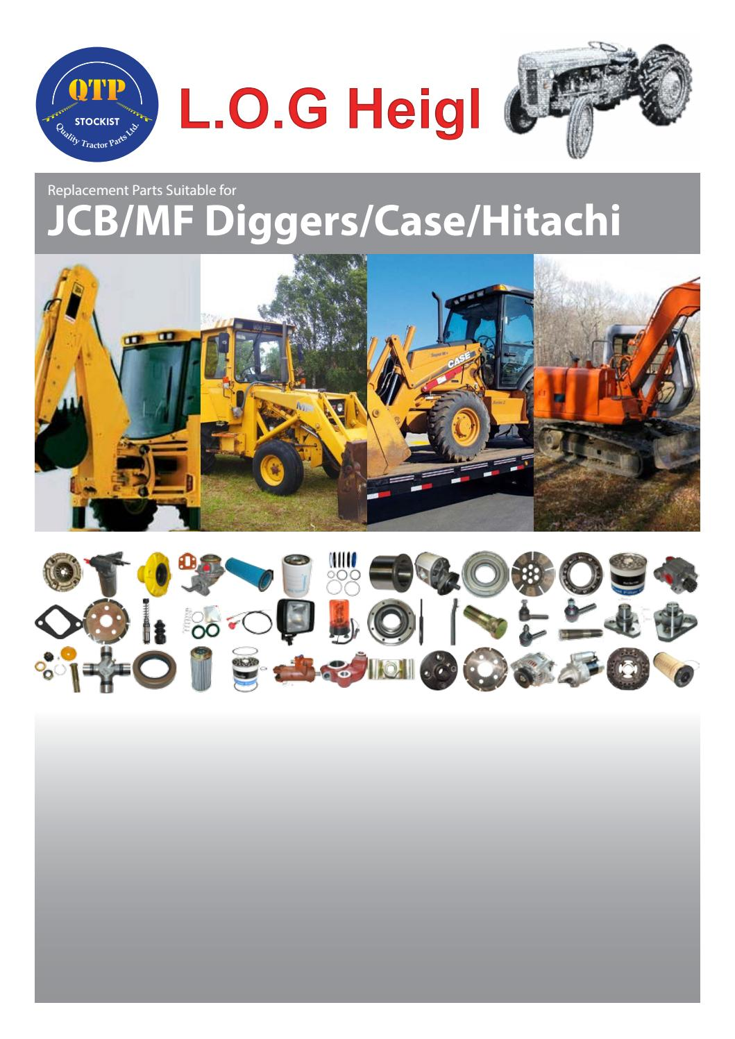 10 industrial log heigl by Quality Tractor Parts - issuu