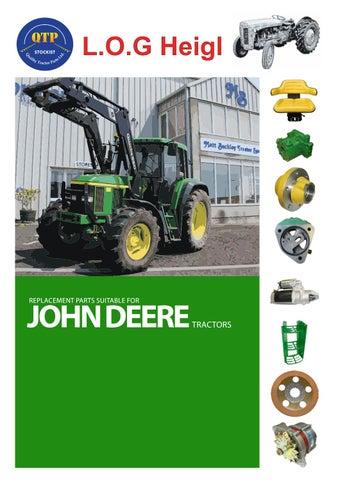 John Deere Quick Release Coupling 6000 6030 6R 6010 6020 6015 7030