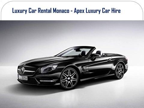 Luxury Car Rental London By Luxurycarrentallondon Issuu