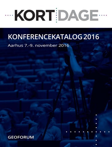Kortdagskatalog 2016 By Geoforum Issuu