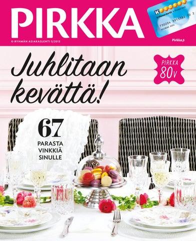 PIRKKA 5 2013 by Ruokakesko - issuu ce19b3eef3