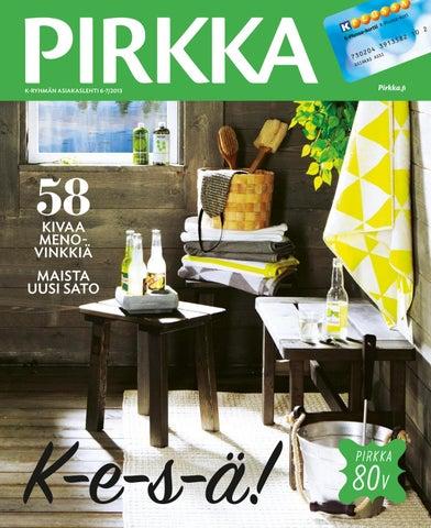 PIRKKA 6-7 2013 by Ruokakesko - issuu ee0b6a6368