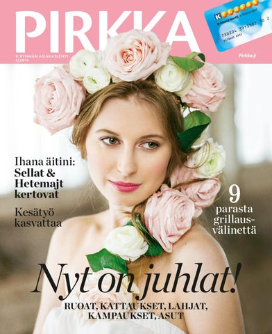 PIRKKA 5 2014 by Ruokakesko - issuu a480aab2bd