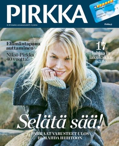 PIRKKA 11 2014 by Ruokakesko - issuu 0329cea59b