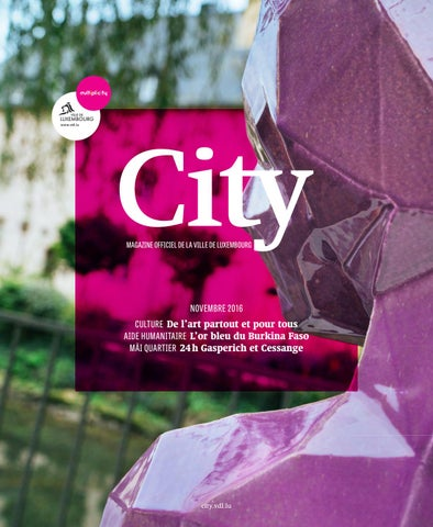 City novembre 2016 by Maison Moderne - issuu 3195cf166ef