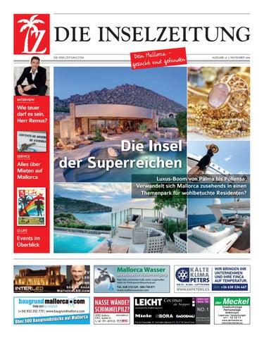 Die inselzeitung mallorca november 2016 by Die Inselzeitung ...