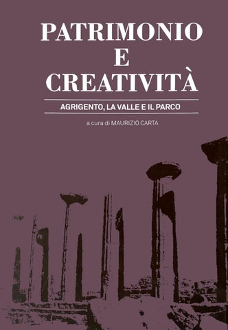 PATRIMONIO E CREATIVITÃ  x20AC  AGRIGENTO 3d96f01b6fd4