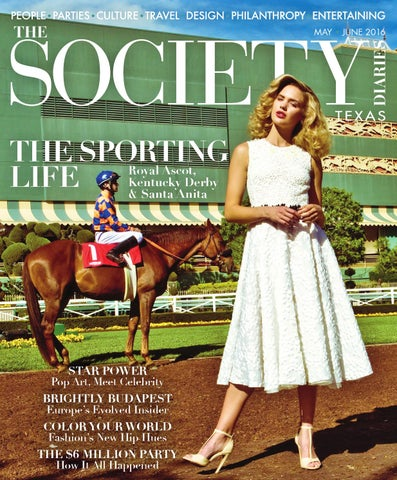 The Society Diaries May June 2016 By The Society Diaries Issuu