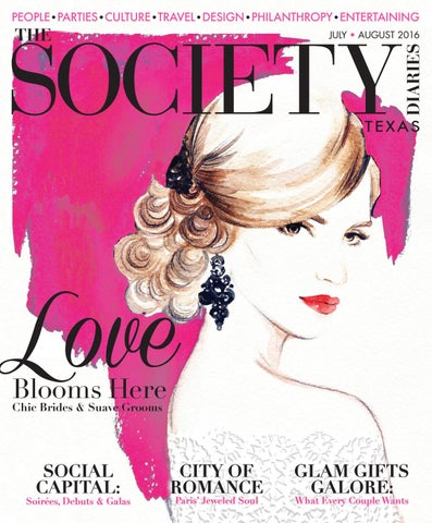 The Society Diaries July August 2016 By The Society Diaries Issuu