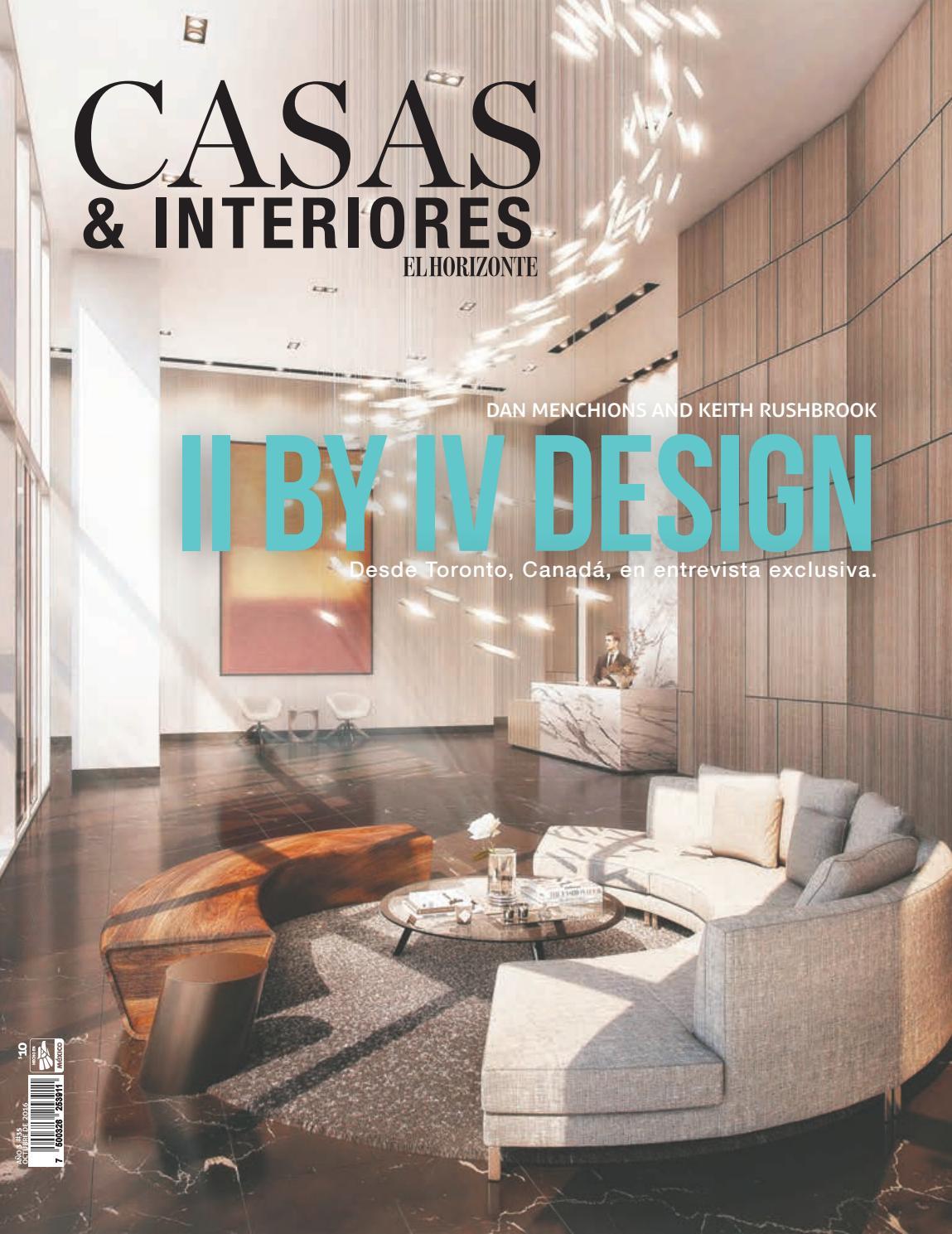 Casas & Interiores #35 by Estilo de Vida El Horizonte - issuu