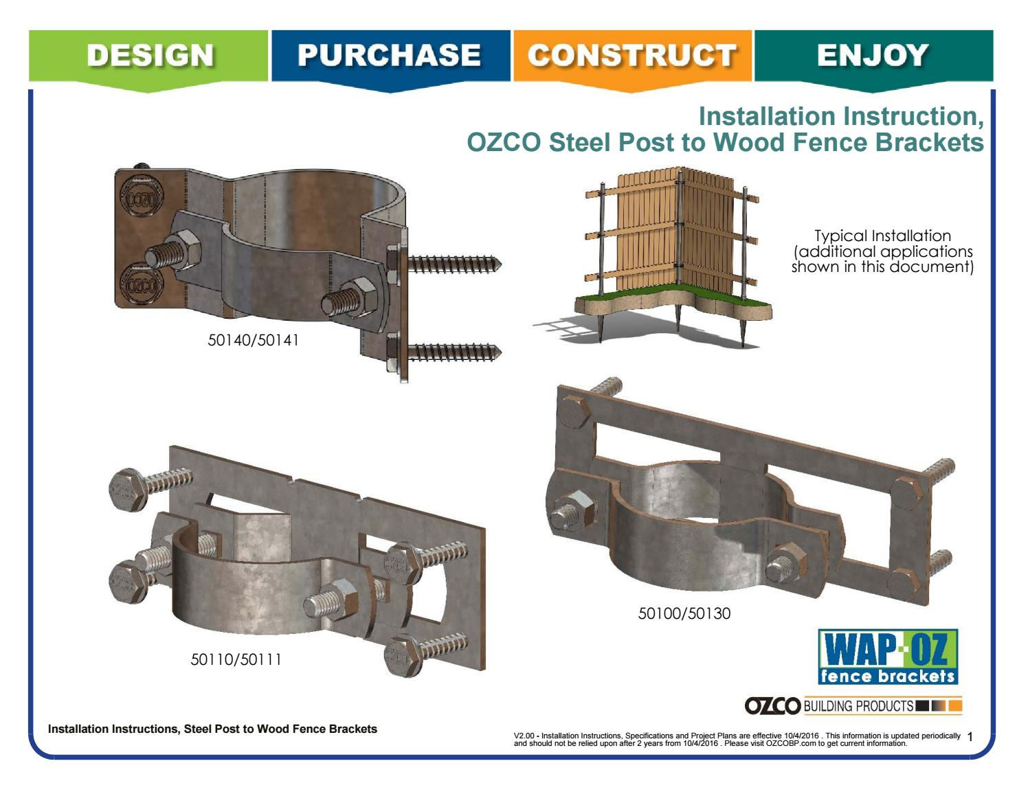 Fence Brackets. Home Depot Wood Fence Brackets With Fence Brackets ...